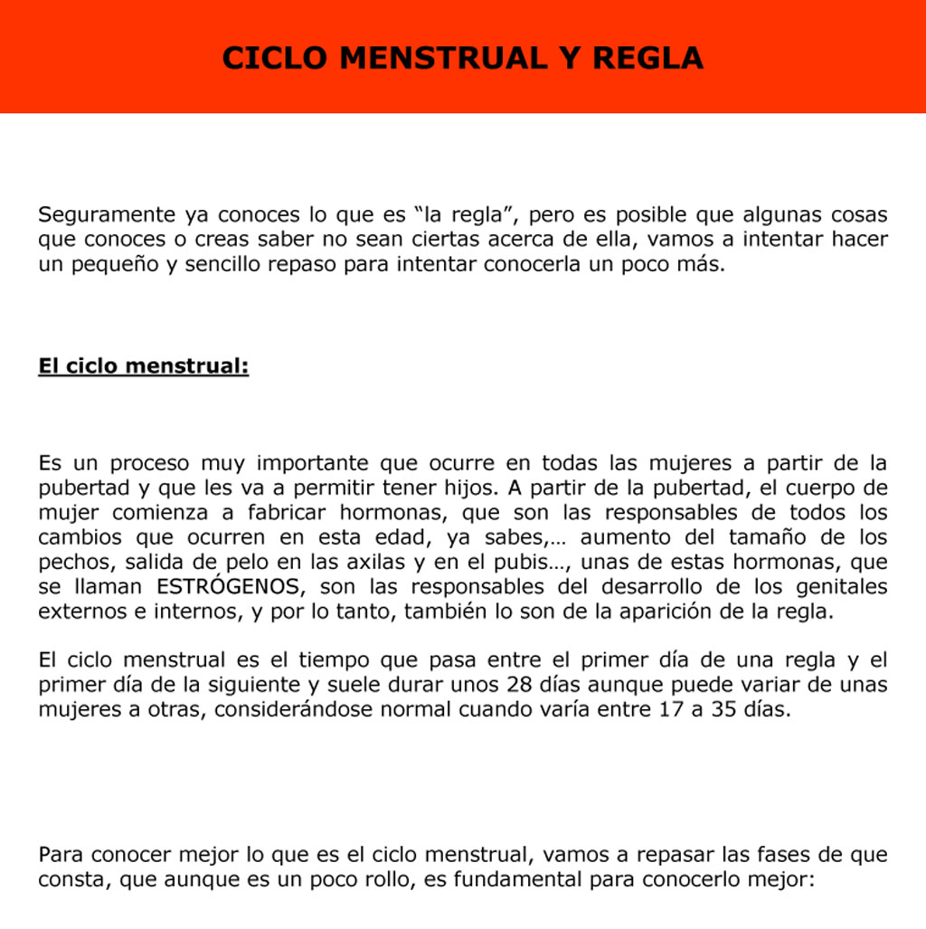 CICLO MENSTRUAL Y REGLA-1