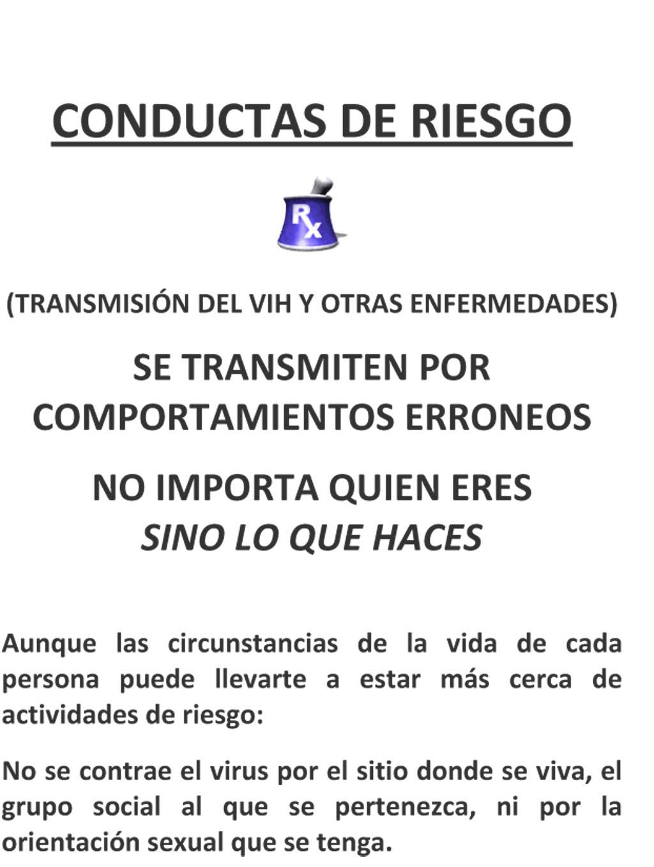 CONDUCTAS DE RIESGO-1
